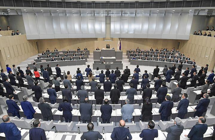 議員報酬 20%削減   東京都議会...